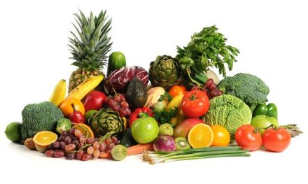 Stock Up Fruits And Vegetables