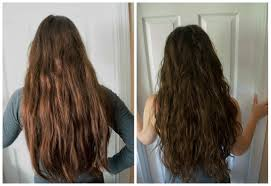 Apply Hair Serum To Control Unruly Strands