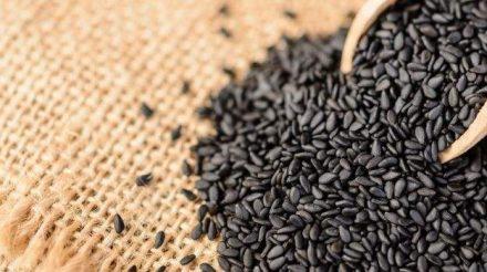 Use Sesame Seeds