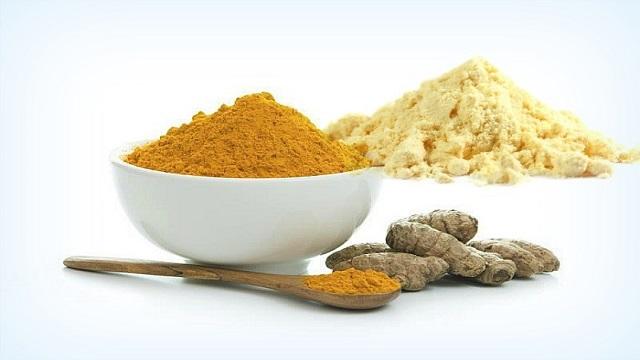 Chickpea Flour & Turmeric