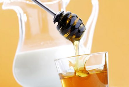 Use Honey And Milk