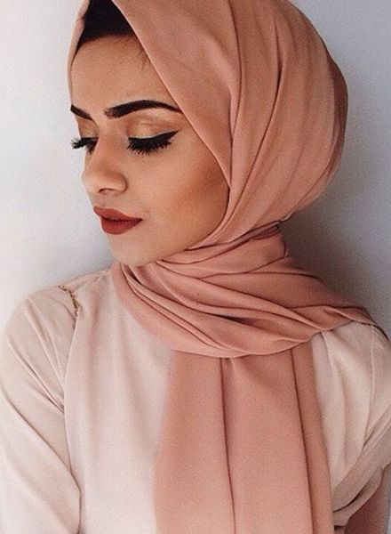 Scarf Hijab Style