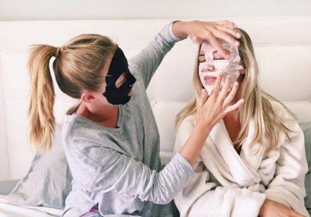 Apply Sleeping Mask Sheet