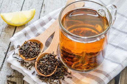 Use Black Tea