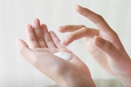 Moisturize Your Hands