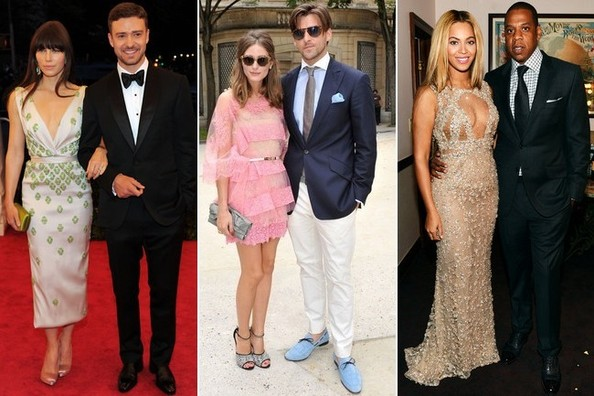 Valentine Day Outfits Inspired By Celebrity Couples