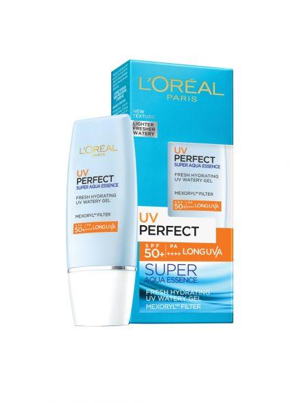 L'Oreal Paris UV Perfect Aqua Essence Sunscreen SPF 30