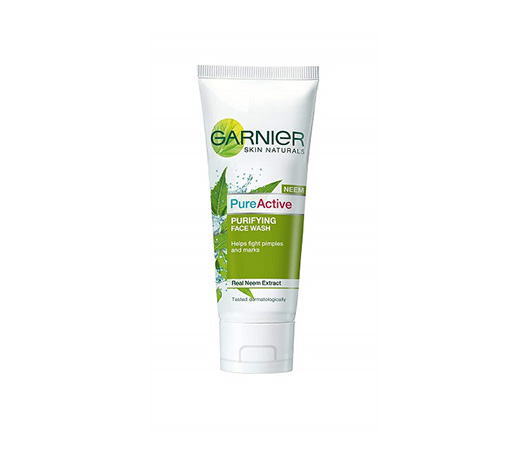 Garnier Skin Naturals Pure Active Purifying Face Wash