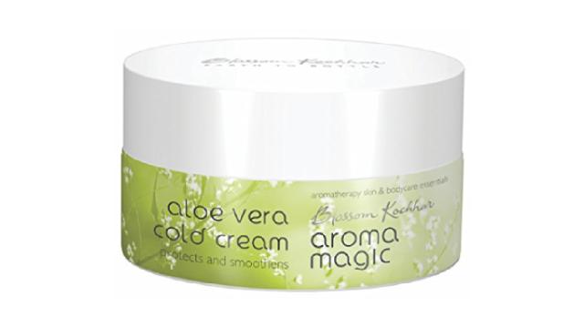 Aloe Vera Cold Cream By Aroma Magic
