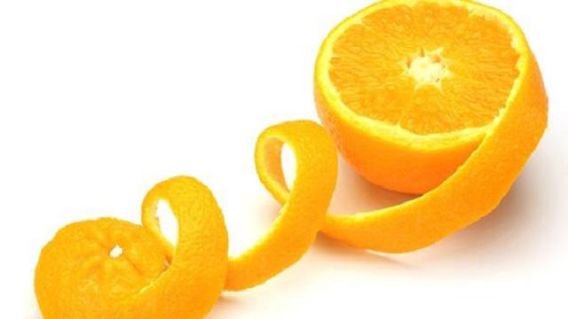 Orange Peel Face Pack for Oily Skin