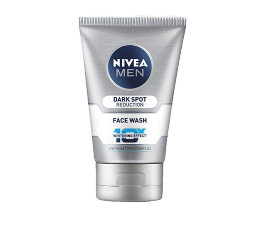 Nivea Men-Advanced Whitening Dark Spot Reduction 10-In-1 Face Wash