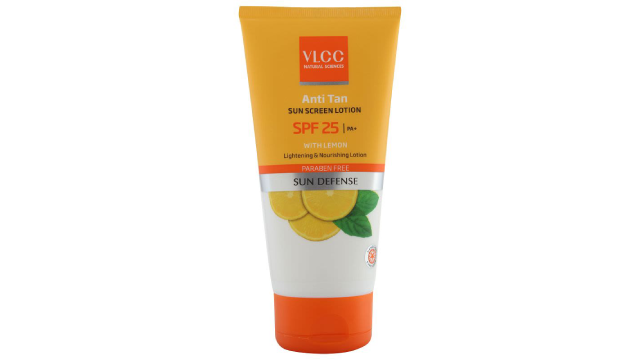 VLCC Anti Tan Sunscreen Lotion SPF 25