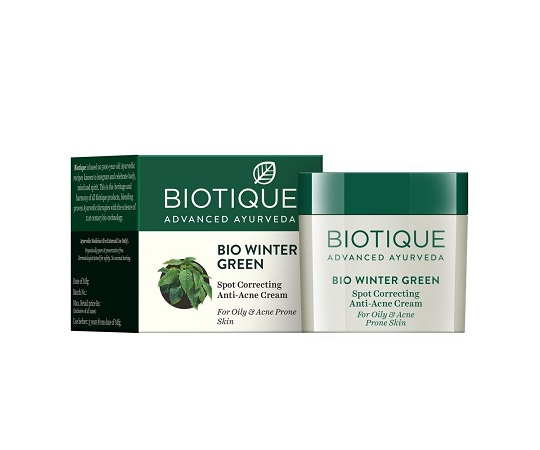 Biotique Bio Winter Green Cream