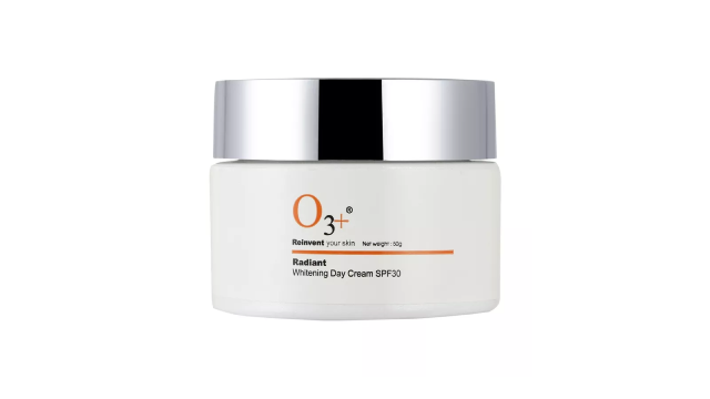 O3+ Radiant Whitening Day Cream SPF 30