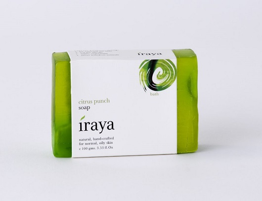 Iraya Citrus Punch Soap