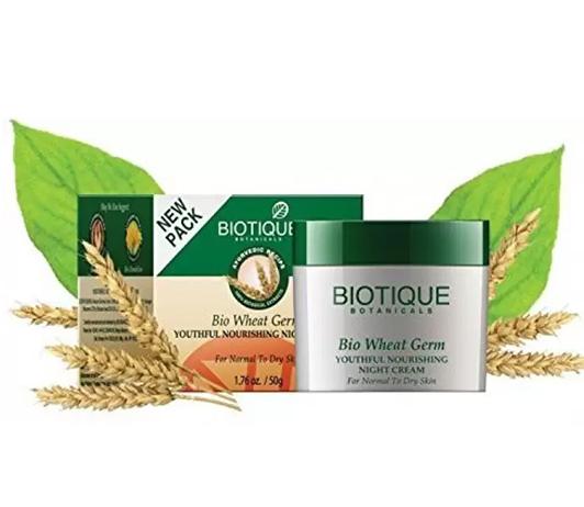 Biotique-Bio-Wheat-Germ-Youthful-Nourishing-Night-Cream