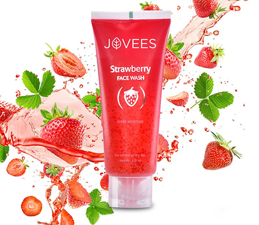 Jovees Strawberry Face Wash
