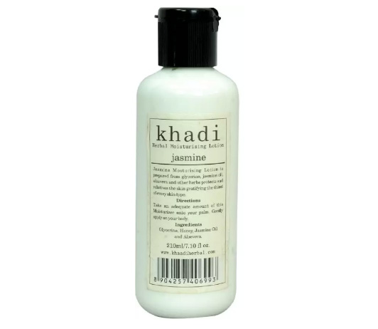 Khadi Herbal Moisturising Lotion Jasmine