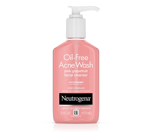 Neutrogena-Face-Wash