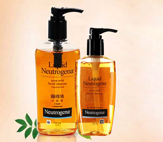 Neutrogena Pure and Mild Face Wash