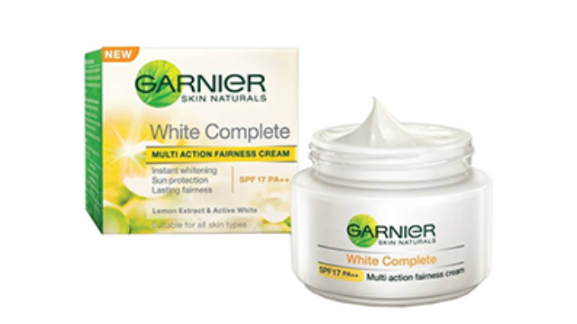Garnier Skin Naturals White Complete Multi Action Fairness Cream