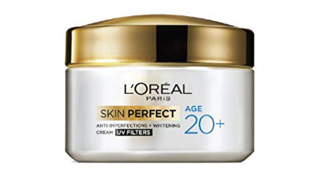 L'Oreal Paris Skin Perfect Anti-Imperfections + Whitening Cream