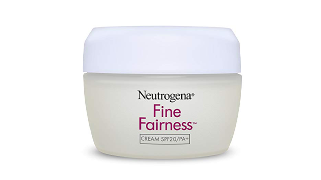Neutrogena Fine Fairness Cream With SPF 20/PA+