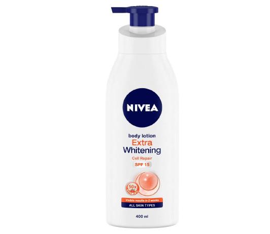 Nivea Body Lotion Extra Whitening