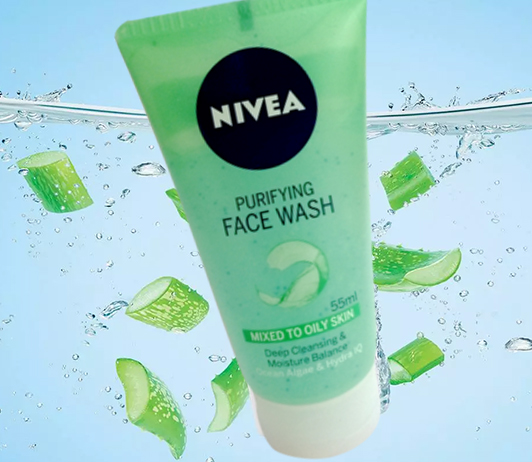 Nivea Purifying Face Wash