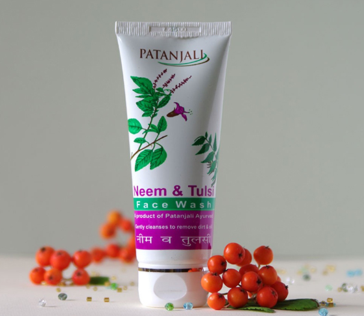 Patanjali-Neem-and-Tulsi-Face-Wash