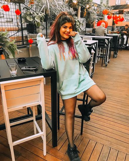 Snuggly Sweatshirt