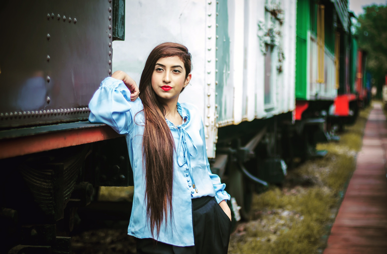 Steal The Thunder With These 10 Looks By Amy Chhabra