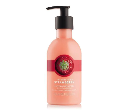 The Body Shop Strawberry Lotion