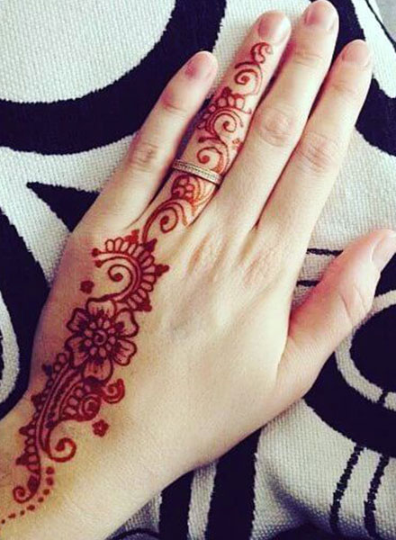 68e161571d017 50 Simple & Easy Arabic Mehndi Designs | 2019 Best Collection – The ...