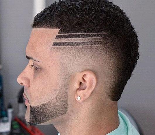 beard cut style