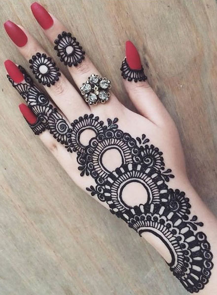 best mehandi designs images