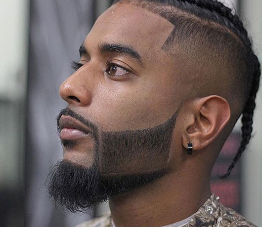 Latest Beard Style