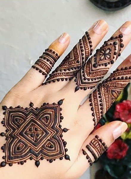 50 Simple \u0026 Easy Arabic Mehndi Designs