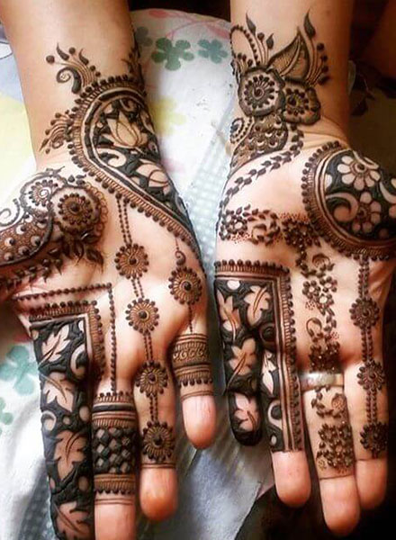 50 Simple Easy Arabic Mehndi Designs Best Mehndi Collection For 2021 The Good Look Book