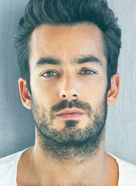 Thick and Thin Beard
