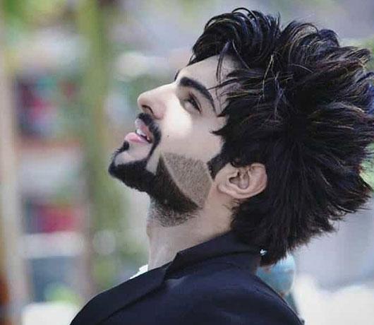 hair and beard style