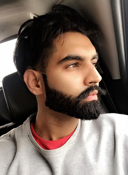 Full Throttle Beard