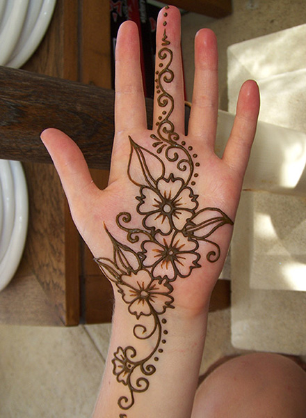 50 Simple Easy Arabic Mehndi Designs Best Mehndi Collection For 2020
