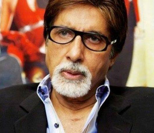 Amitabh Bachan Beard Style