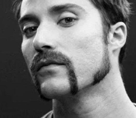 Thin French Beard Style