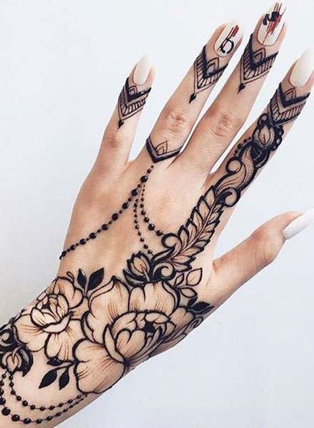 50 Simple Easy Arabic Mehndi Designs 2019 Best Collection The