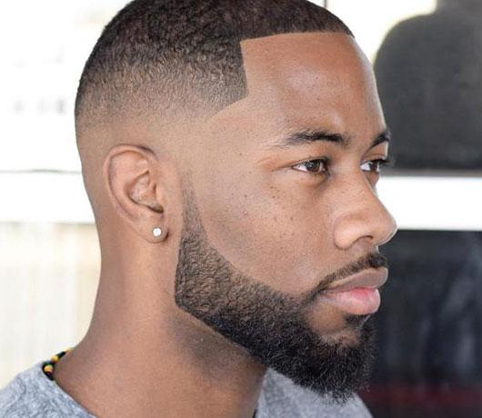 new beard style