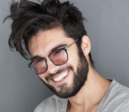 beard style for boys