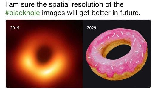 Blackhole Meme