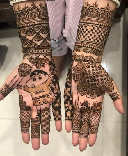 100 Latest Mehndi Designs For 2020 Simple Arabic Bridal Etc